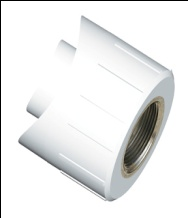 (AST) Муфты ППР для врезки в трубу