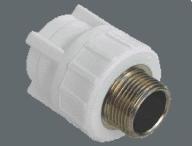 (AST) Муфта ППР комбинированная PN25 НР (бел.)