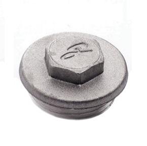 Заглушка-пробка, латунь никелированная, наружная резьба, SOBIME, артикул 69