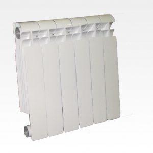 Радиатор биметаллический BM 350 ( 6 сек.)