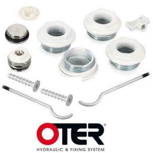 Комплектующие для радиаторов OTER