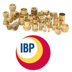 Фитинги латунные IBP резьбовые