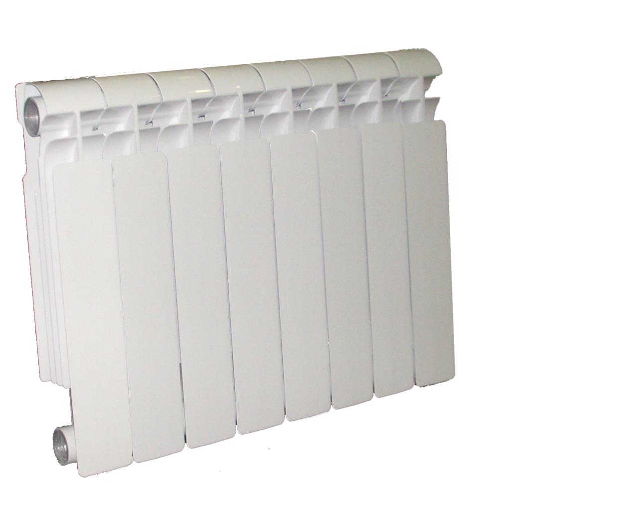 Радиатор биметаллический BM 350 ( 8 сек.)