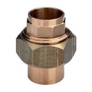 (VG) 4330 Разъемное соединение торцевое, бронза