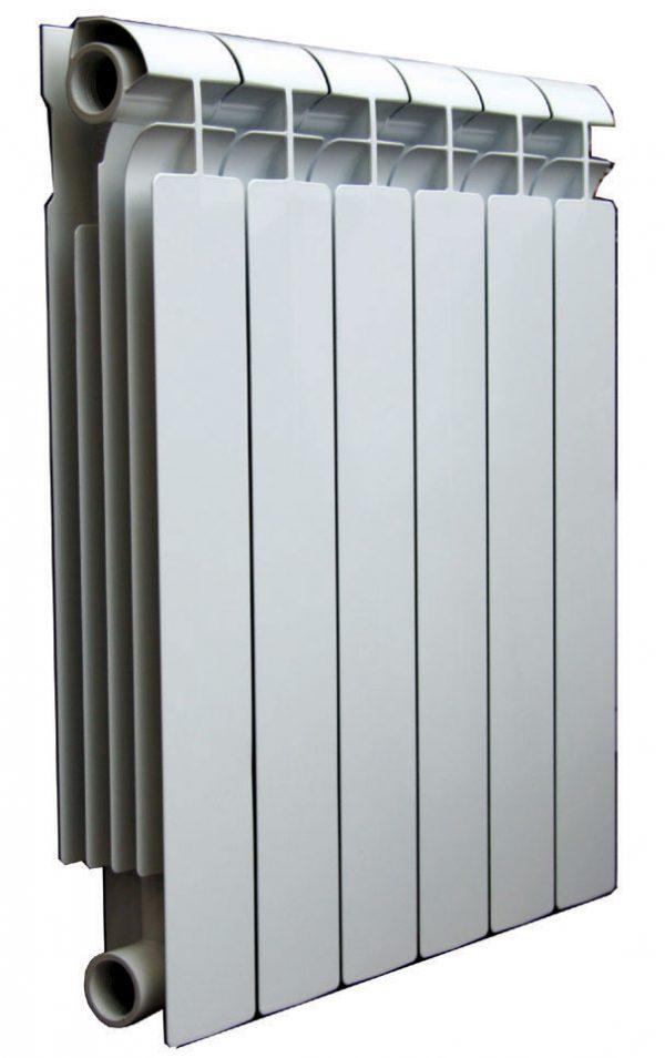Радиатор биметаллический BM 500 ( 2 сек.)