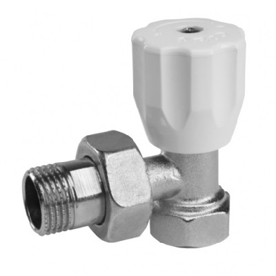 Вентиль терморегулирующий угловой, ВР/НР , TEIDE, арт.O7428  1/2″