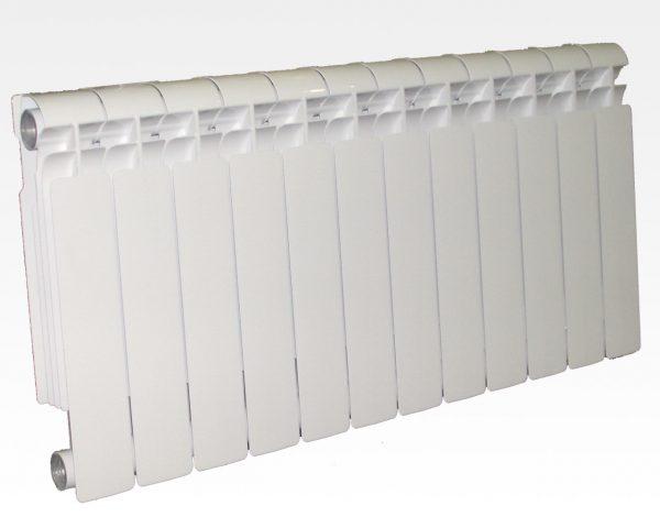 Радиатор биметаллический BM 350 (12 сек.)