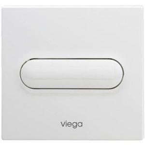 Кнопка Visign for Style 11 Viega 8331.2 для смыва, пластик, альпийский белый 150х140