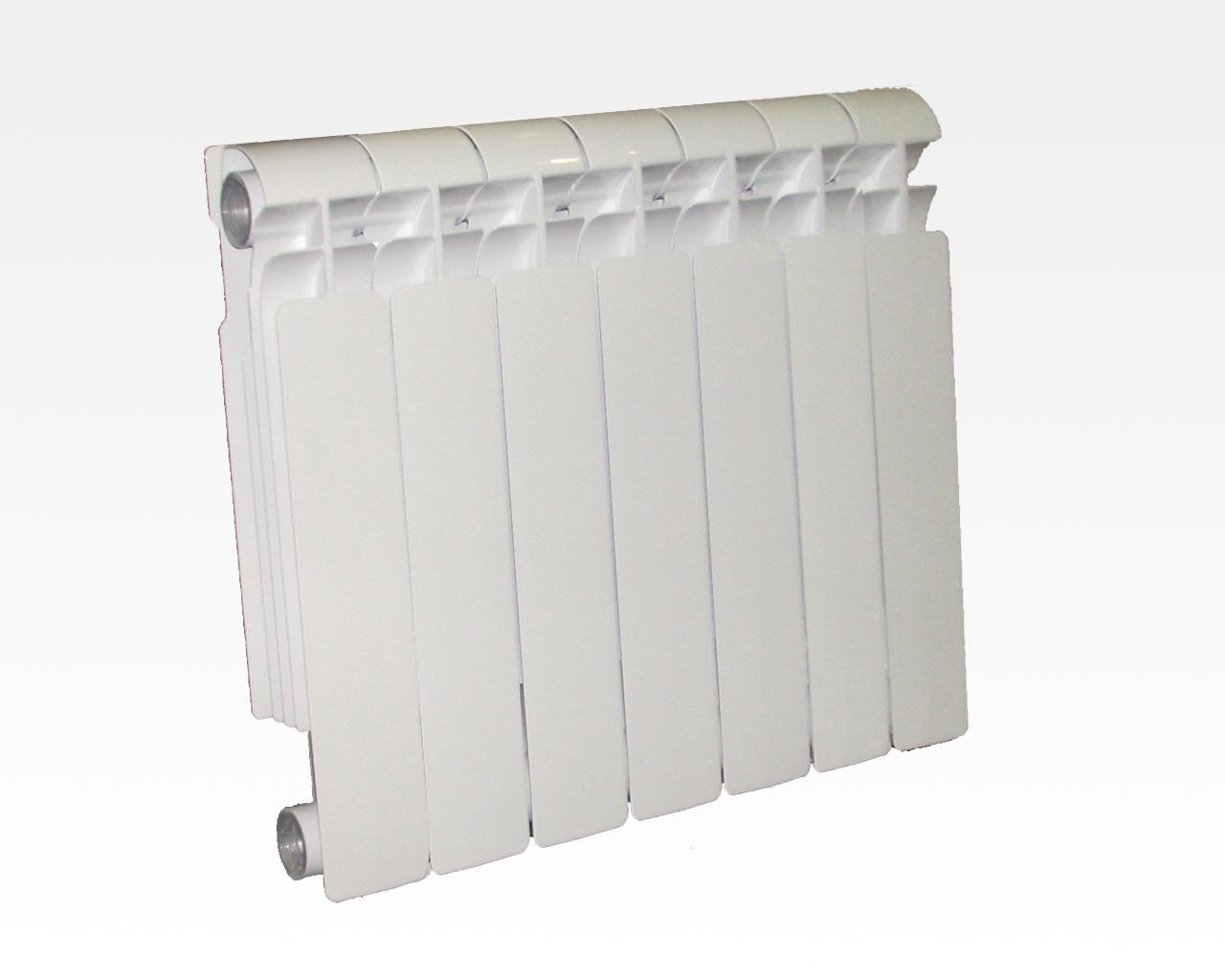 Радиатор биметаллический BM 350 ( 7 сек.)