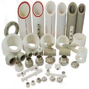Трубы и фитинги полипропиленовые (ppr)