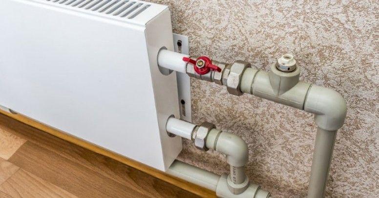 Трубы с системе отопления
