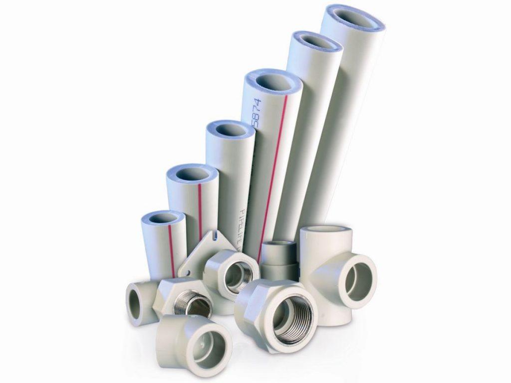 Водопроводные системы из труб ПВХ